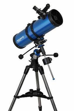Meade Instruments 216006 Polaris 130 EQ Reflector Telescope