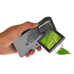 Mustcam 5M Handheld Mobile LCD Digital Microscope with 1200x