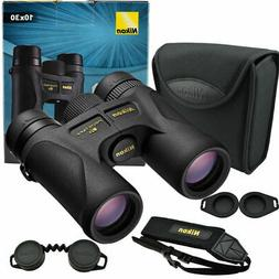 Nikon 16001 PROSTAFF 7S 10x30 Inches Compact Binocular