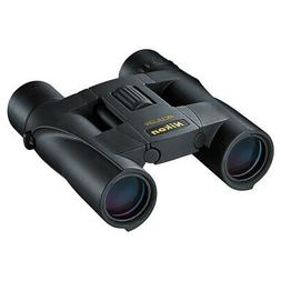 Nikon Aculon A30 10x25 Binoculars, Black, Clam Pack