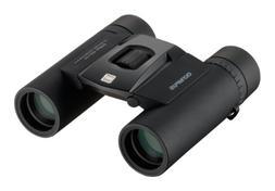 OLYMPUS 10X25WP II BLK Waterproof Binoculars Roof Prism Comp