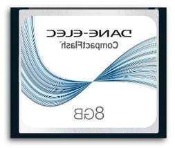 Olympus E-500 Digital Camera Memory Card 8GB CompactFlash Me