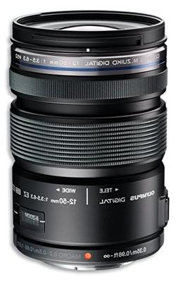 Olympus M.Zuiko digital ED 12-50mm 3.5-6.3 EZ ED MSC Micro F