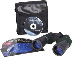 Orion 10x50 Binocular Stargazing Kit with RedBeam Mini LED F