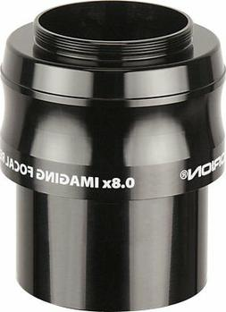 Orion 8894 0.8x Focal Reducer for Refractor Telescopes