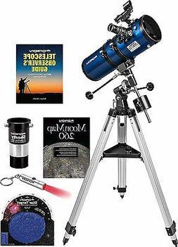 Orion SpaceProbe 130ST EQ Telescope & Beginner Barlow Kit