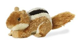 "Plush Chip the Chipmunk Stuffed Toy By Aurora 8"""