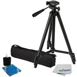 Professional 60-inch Lightweight Tripod for All Digital SLR