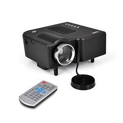 Pyle PRJG48 - Gaming Video Mobile Projector - Input Digital