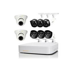 Q-See 8 Channel High Definition 720p Security System QC938-8