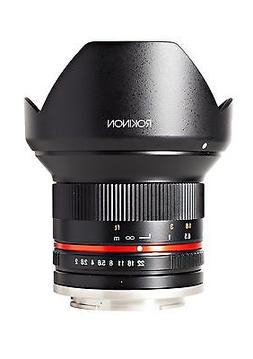 Rokinon 12mm F2.0 NCS CS Ultra Wide Angle Lens Sony E-Mount