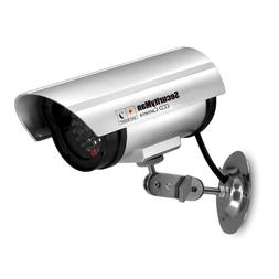 SECURITY MAN SM-3601S Simuaed Idoo Camea wih LED
