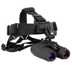 Sightmark SM15070 Ghost Hunter 1x24 Night Vision Goggle Bino