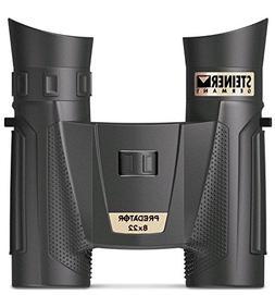 Steiner 2441 Predator Binocular, 8 x 22mm