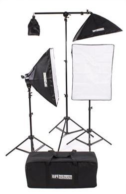 Fovitec StudioPRO Photography Photo Video Studio Continuous