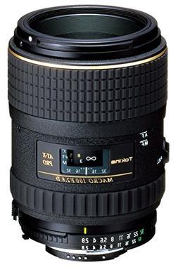Tokina AT-X 100mm f/2.8 PRO D Macro Lens for Nikon Auto Focu