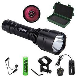 IR Illuminator Flashlight Kit 1 Mode 850 nm Night Vision Inf