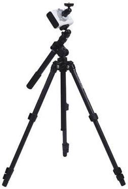 Vixen Optics 35505P1 Polarie Compact Mount with custom tripo