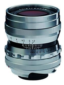 Voigtlander 35mm f/1.7 Ultron Chrome Aspherical Leica M moun