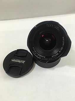 Voigtlander Super Wide-Heliar Aspherical II 15mm f/4.5 Lens