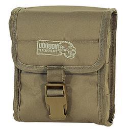 VooDoo Tactical Men's Tactical Binocular Case, Coyote