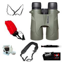 Vortex Optics D5012 Diamondback 12x50 Binoculars with Three