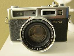 Yashica Electro 35 Rangefinder Film Camera w/ Yashinon DX 1: