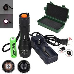 A100 940NM LED Infrared Torch – Outdoor IR Flashlight - Lo