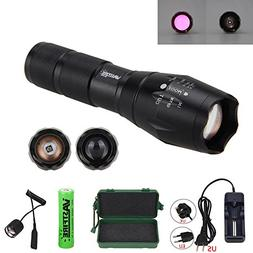 A100 850NM LED Infrared Torch – Outdoor IR Flashlight - Lo