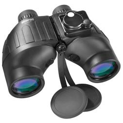 AB10510 - 7x50 WP Battalion Binoculars w/reticle by Barska