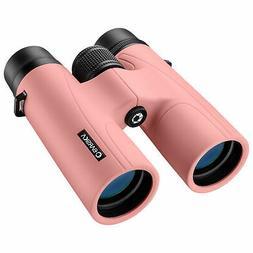 Barska Optics AB12976 10x42, Crush, Light Pink Color