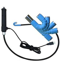 ViVidia AbleScope VA-800 USB Flexible Inspection Camera Bore
