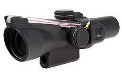 Trijicon ACOG 1.5 X 24 Scope Dual Illuminated Crosshair Reti