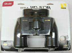 Nikon ACULON A211 10x42 Binocular - Black - New!!!