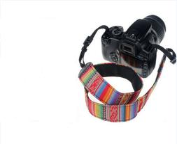 Adjustable Camera Shoulder Sling Belt Neck Strap for Nikon C