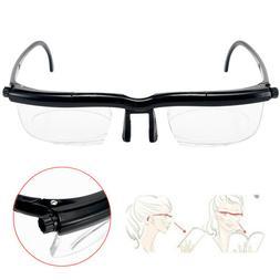 Adjustable Strength Lens Eyewear Variable Focus Distance Vis