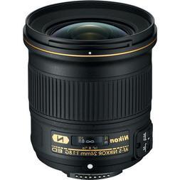 Nikon AF-S Nikkor 24mm f/1.8G ED Lenses