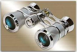 LaScala Optics AIDA Binocular 3X25 Central Focus Opera Glass
