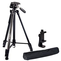 Regetek Travel Camera Tripod  -Portable Tripod for Canon Nik