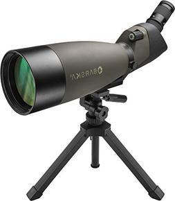 BARSKA 25-75x 100mm Angled Eyepiece Spotting Scope Porro BAK