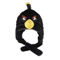 Angry Birds - Black Bird Novelty Hat