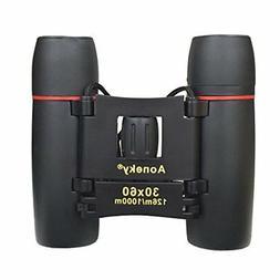Mini Folding Compact Binoculars for Kids - Aoneky 30x 60 Wat
