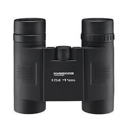 Eschenbach Arena F+ 8x25 Waterproof Compact Binoculars for B