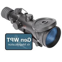 ATN ARES 4-WPT Gen WPT Night Vision Rifle Scope, 60-74lp/mm