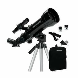 Astronomical Refracter Telescope 70 MM Travel Scope With Tri