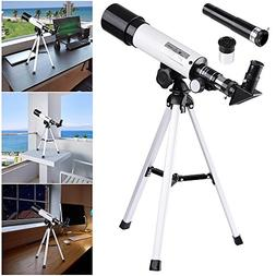 astronomical refractor telescope refractive spotting