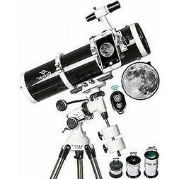 Gskyer Astronomical telescope 130EQ Equatorial mount with du