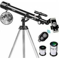Gskyer Astronomical telescope Refraction aperture 60 mm Foca