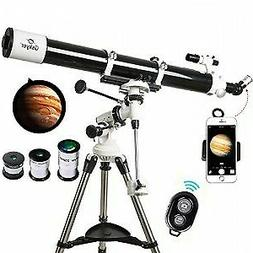Gskyer Astronomical telescope Refraction type equatorial ape