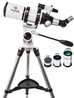 Gskyer AZ80400 80mm AZ Space Astronomical Refractor Telescop